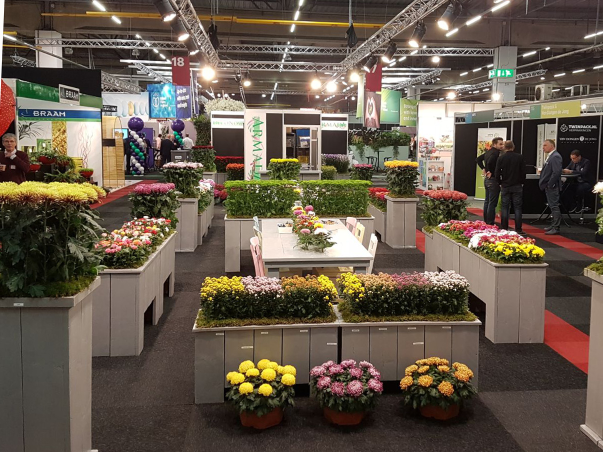 Armada Op Royal FloraHolland Trade Fair 2017