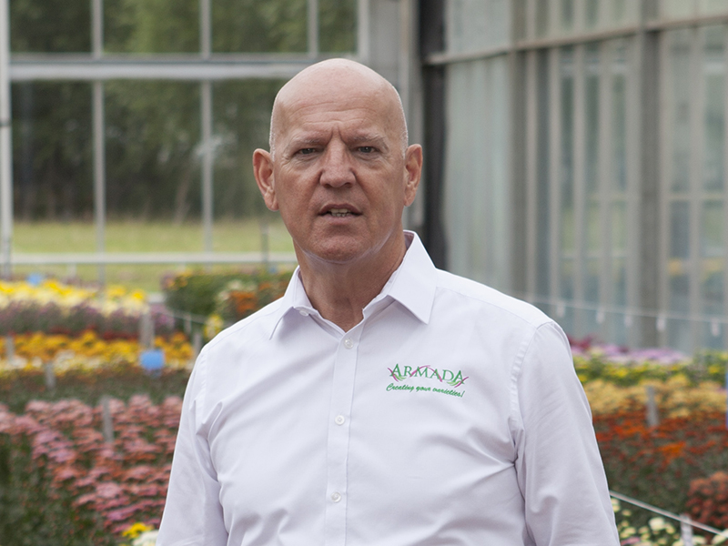 Jaap Van Der Meij Nieuwe Production Manager Armada Young Plants