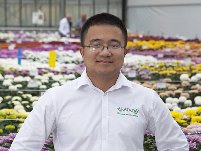 Savio Ma Chief Representative For Armada China